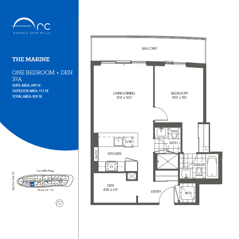 Marina Blue Floor Plans: Marine One Floor Plan Marine One Floor Plan Floorplan